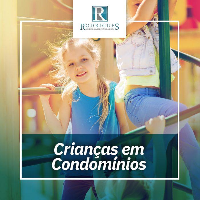 Dicas para evitar acidentes com crianças em Condomínios
