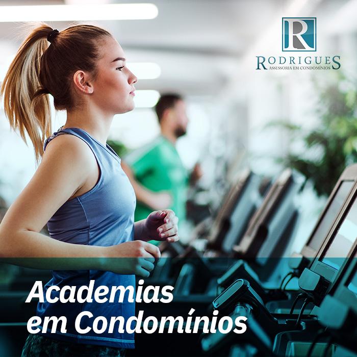 Academias em Condomínios – Lei 8.070/2018