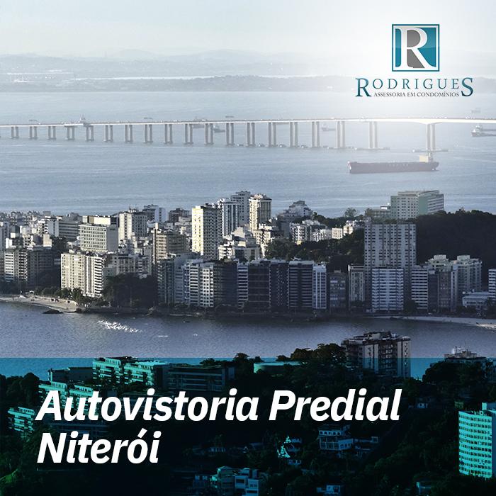 Renovação do Laudo de Autovistoria – Município de Niterói