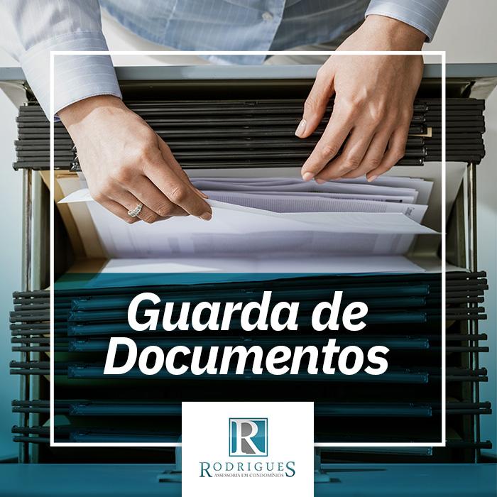 Guarda de Documentos – Prazos