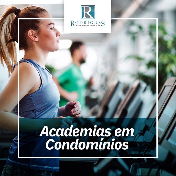 Profissionais Registrados em Academias