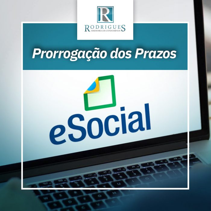 Prorrogação dos Prazos do e-Social
