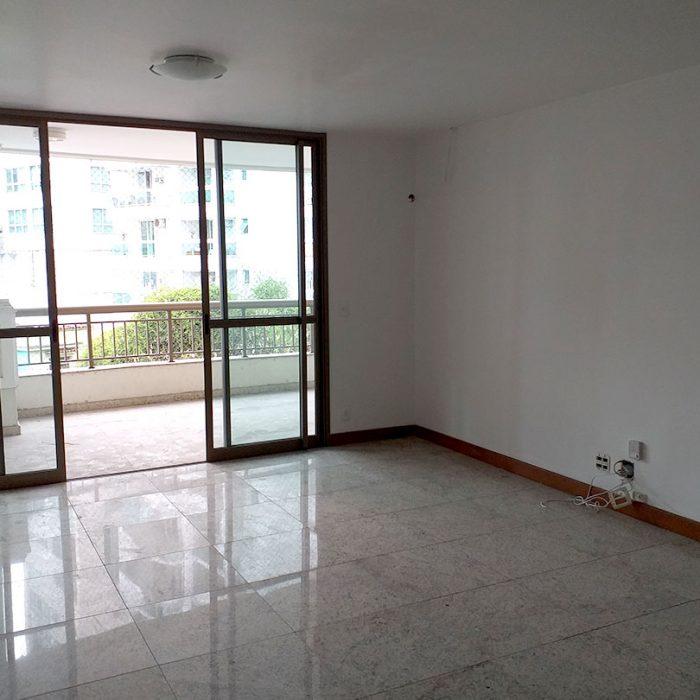 Aluguel – Apartamento – Rua Ari Parreiras, 90, Icaraí, Niterói, RJ
