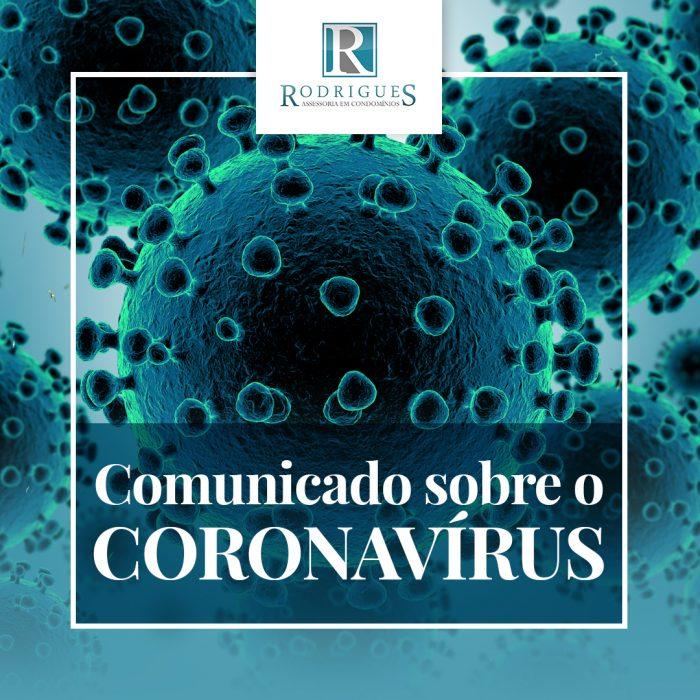 Comunicado – Coronavírus – Novo decreto da Prefeitura de Niterói