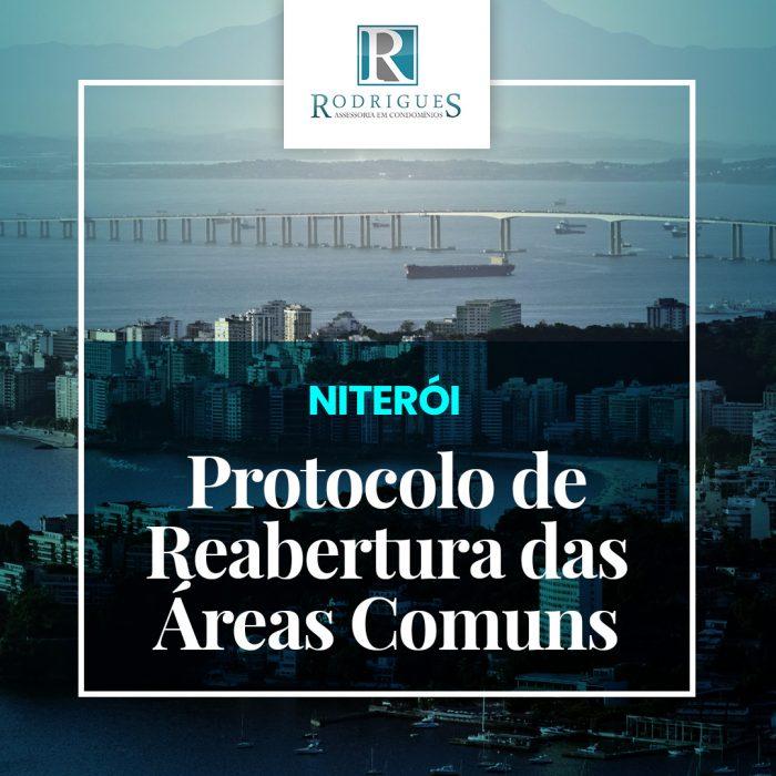 Protocolo de Reabertura das Áreas Comuns – NITERÓI