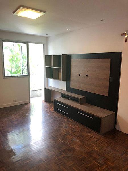 Aluguel – Apartamento – Rua Artur Araripe, 43, 1º andar, Gávea, Rio de Janeiro, RJ