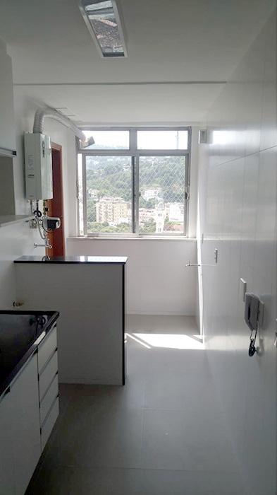 Aluguel – Apartamento – Rua do Bispo, 94, 12º andar, Tijuca, Rio de Janeiro, RJ