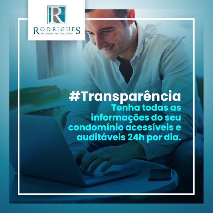 Conte com a plataforma digital de prestação de contas da Rodrigues